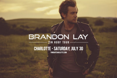Brandon Lay LIVE at Tin Roof