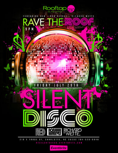Rave the Roof: Silent Disco