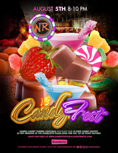 Candy Fest at Whisky River