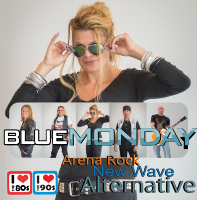 Blue Monday LIVE at Tin Roof