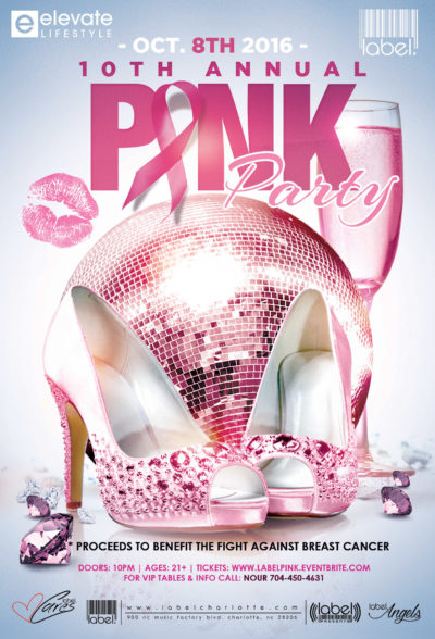10th Annual Pink Party