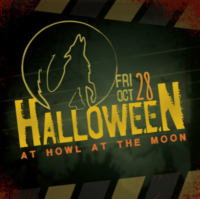 Halloween Bash at Howl at the Moon