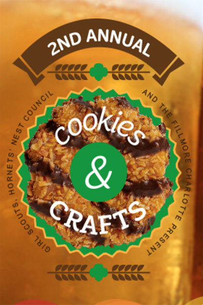Cookies and Craft 2017