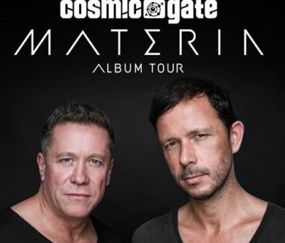 Cosmic Gate LIVE at Label