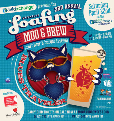 3rd Annual Creative Loafing's Moo and Brew