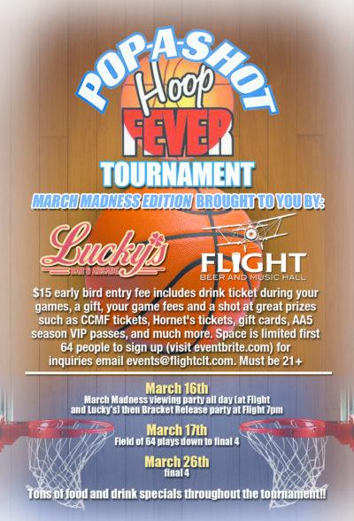 Pop-A-Shot Hoops Fever Tournament