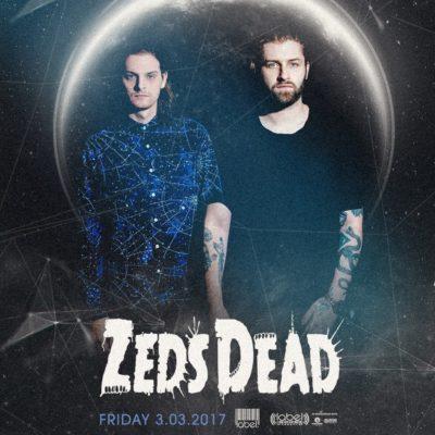 Zeds Dead LIVE at Label
