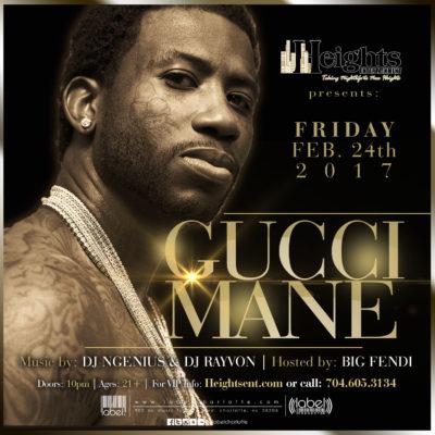 Gucci Mane LIVE at Label