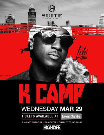 K Camp Live at Suite