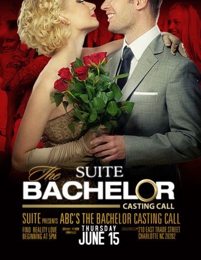 The Bachelor Casting Call at Suite