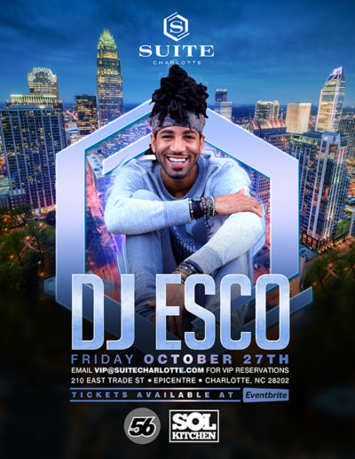 DJ ESCO at Suite