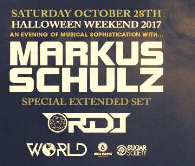 Markus Schulz LIVE at World