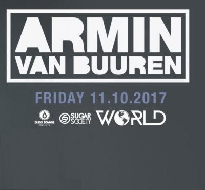 Armin Van Buuren LIVE at World