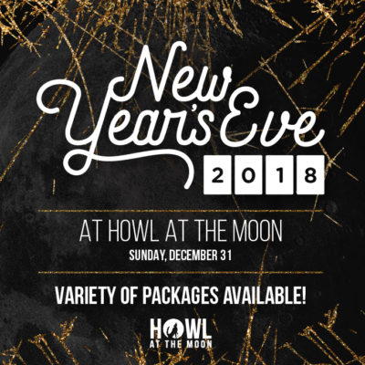 NYE at Howl at the Moon
