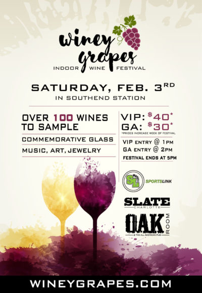 Winey Grapes