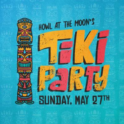 Tiki Party at Howl at the Moon