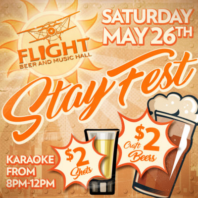Flight's Stay Fest