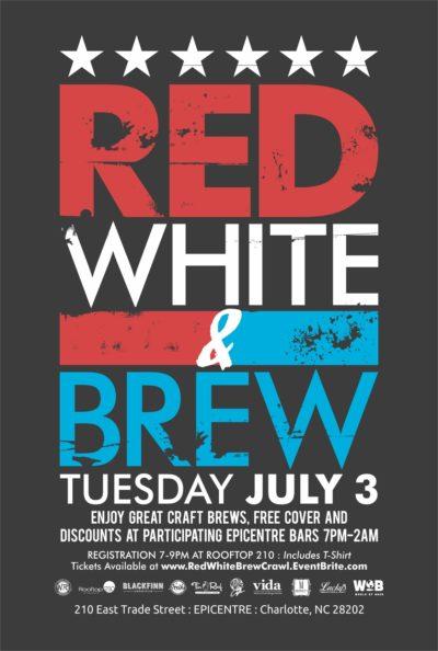 Red, White & Brew Crawl