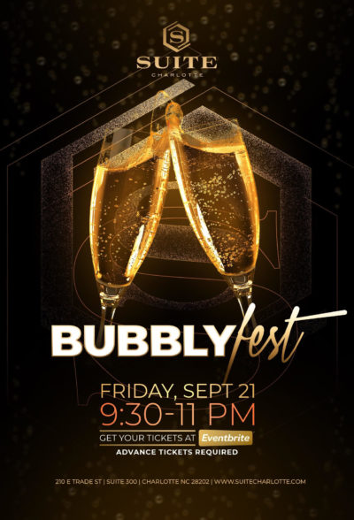 Bubbly Fest @ Suite