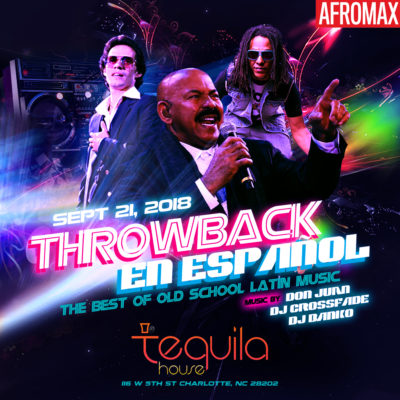 Throwback @ Tequila House
