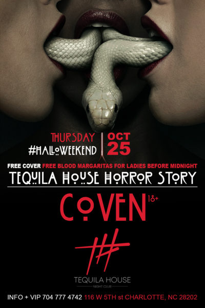 Tequila House Horror Story: Coven