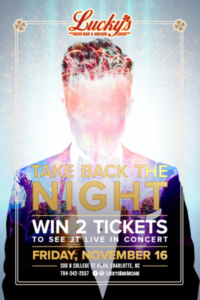 Take Back the Night @ Lucky's