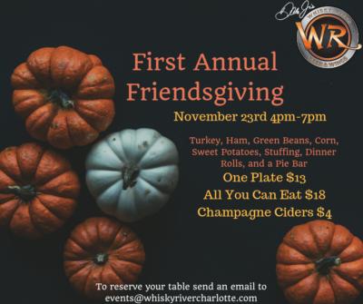 First Annual Friendsgiving