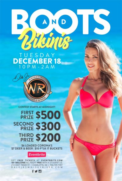 December Boots & Bikinis