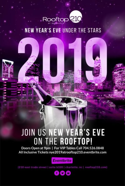 Rooftop New Year's Eve Party