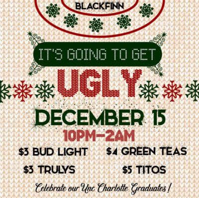 BlackFinn Ugly Sweater Party