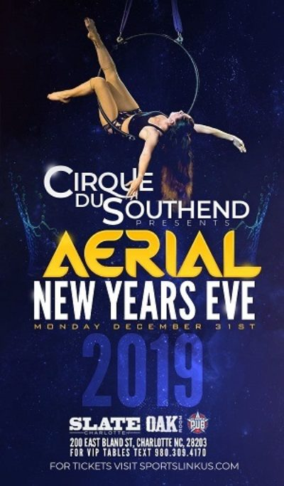 NYE Cirque Du Southend