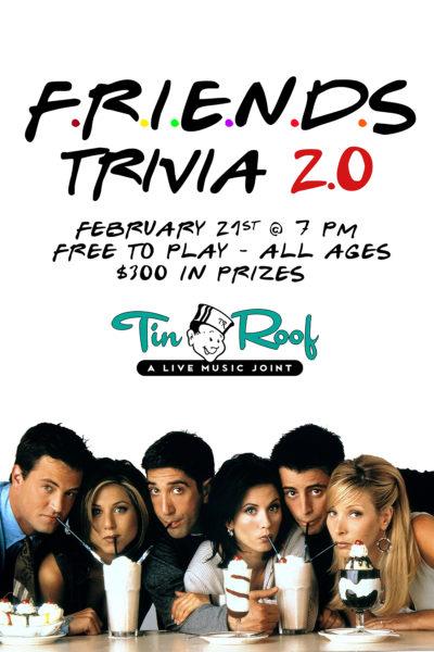 Friends Trivia 2.0