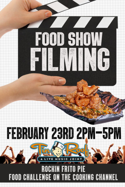 Food Filming Show