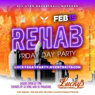 REHAB PARTY