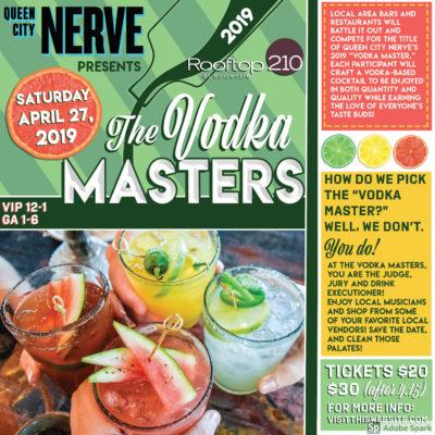 The Vodka Masters