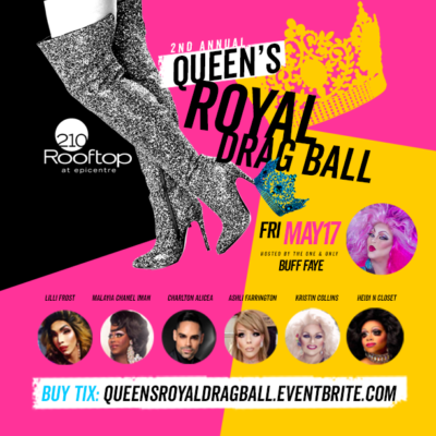 2nd Annual Queen's Royal Drag Ball