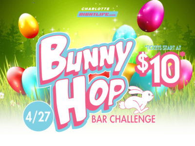 Bunny Hop Bar Challenge