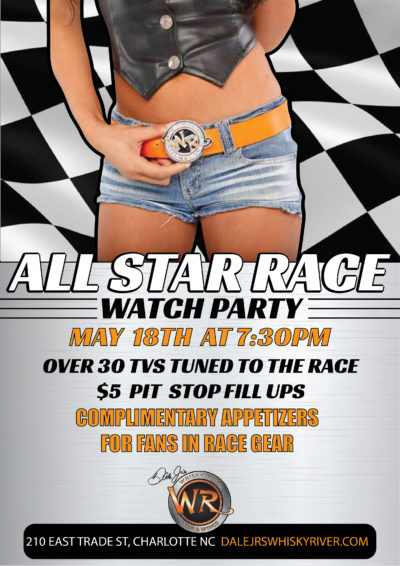 All Star Race Watch Party