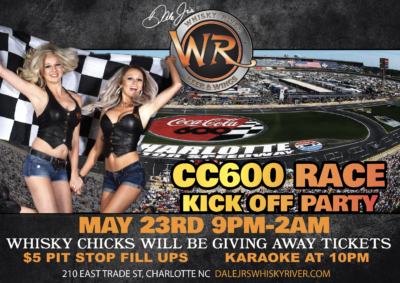 600 Race Kick Off Party