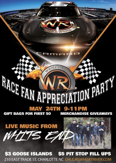 Race Fan - Appreciation Party