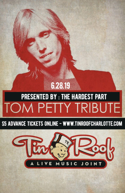 The Hardest Part: A Tom Petty Tribute