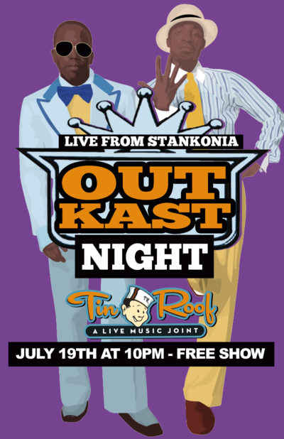 Live From Stankonia: Outkast Night
