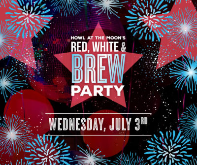 Red, White & Brew Party