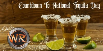 Countdown to National Tequila Day