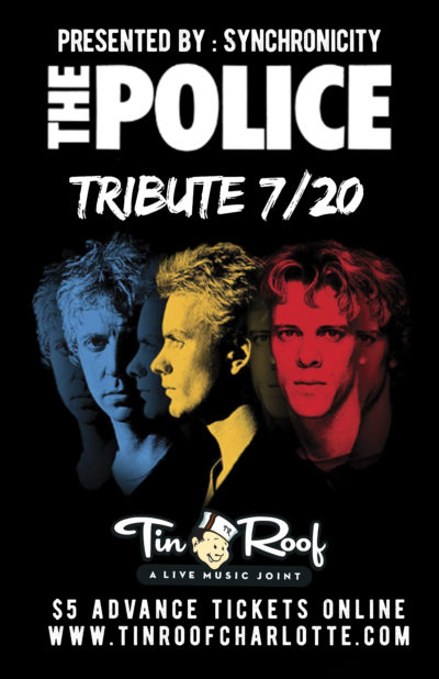 Synchronicity: The Police Tribute