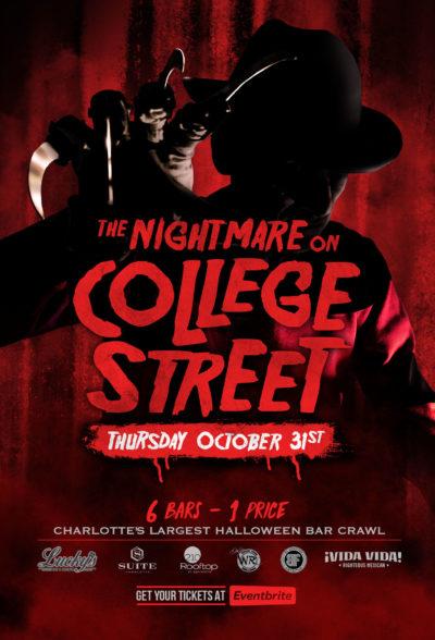 The Nightmare on College Street