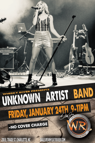 Unknown Artist Band @ Whisky River