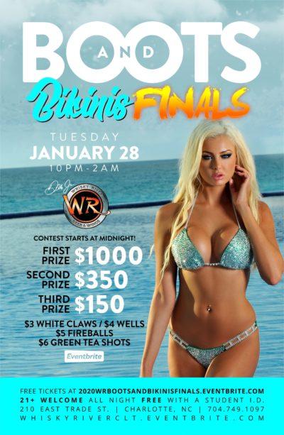 January Boots and Bikinis
